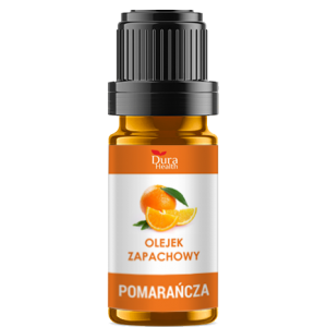 Olejek o zapachu pomarańczy