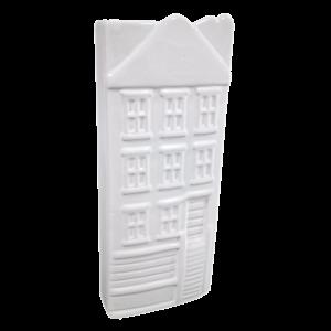 Nawilżacz ceramiczny, biały dom