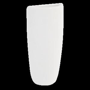 Nawilżacz ceramiczny, prostokąt półokrągły
