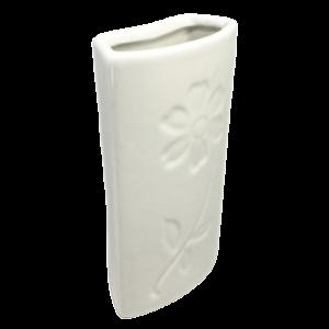 Nawilżacz ceramiczny, z wytłoczeniem kwiaty