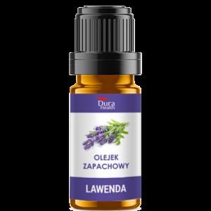 Olejek o zapachu lawendy